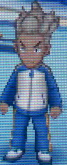 Mizumori Raimon jacket