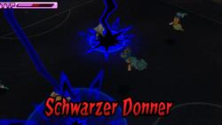 Schwarzer Donner