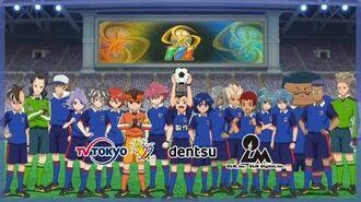 Inazuma Eleven Orion no Kokuin (Opening 2)