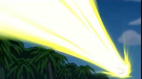 Inazuma Eleven GO vs Danball Senki W Deep Jungle