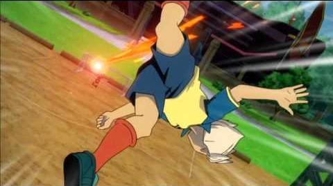 Inazuma Eleven le Film - Tornade de Feu