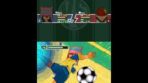 Inazuma eleven Back tornado(eu) version