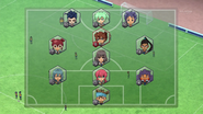 Raimon's formation CS 6 HQ