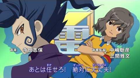 Inazuma Eleven GO - Opening HD-0