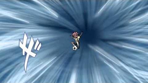 Inazuma Eleven The Typhoon V3