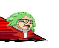 Wally Tenmas Wii Sprite