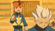 Endou and Gouenji IE 30 HQ