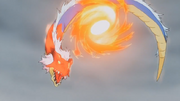 La naissance de la Tornade du Dragon