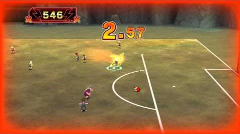 (イナズマイレブンオンライン)Inazuma Eleven 3 Online- Fire Blizzard(ファイアブリザード)