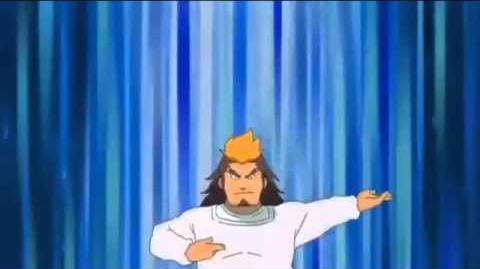 Inazuma Eleven - (Super Once) - Super Pisotón - Super Shikofumi - HQ