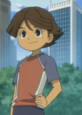120px-Young Ichinose in his team shirt while still a child-1-