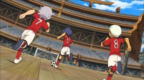 Inazuma Eleven Go God Triangle HD-0