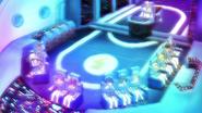 Inside the warp Galaxy 20 HQ