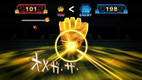 (イナズマイレブンオンン)Inazuma Eleven 3 Online Omega the hand(オメガ・ザ・ハンド)