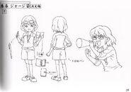 Otonashi tracksuit design