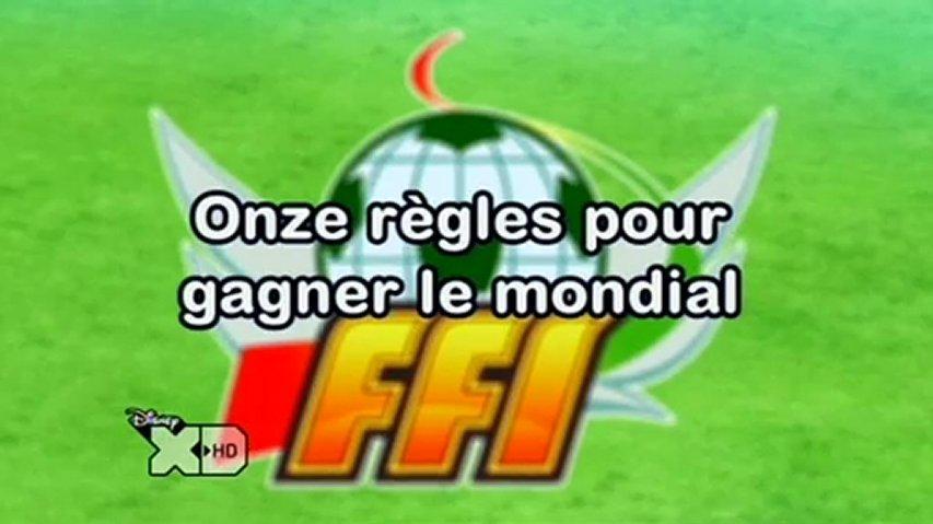 Inazuma Eleven 121 FR!Onze Règles Pour Gagner Le Mondial!