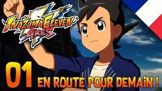 Inazuma Eleven Ares Episode 01 - En route pour demain ! VF