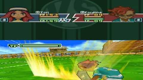 Fordline - Blade Attack