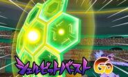 Shellbit Burst GO galaxy game
