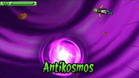 Inazuma Eleven GO - Antikosmos