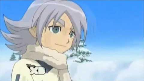 Inazuma Eleven Patinoire - Anime