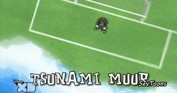 Tsunami Muur