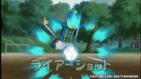 Inazuma Eleven - Liar Shot