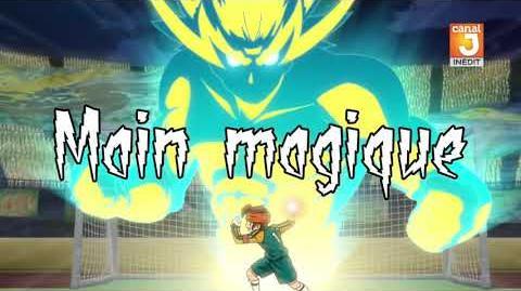 Inazuma Eleven Le Retour - La Main Magique