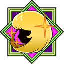 Fake Blonde emblem