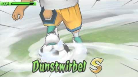 Inazuma Eleven GO - Dunstwirbel