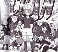 Occulte manga