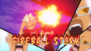 Fireball Storm Ares English