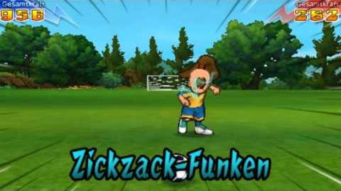 GO Chrono Stones - Zickzack-Funken