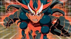 Inazuma Eleven GO 2 Sengoku Bushin Musashi Armed
