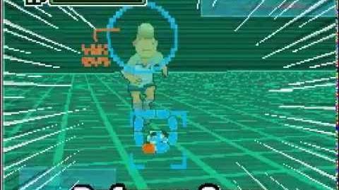 Inazuma Eleven - Defense Scan (Game Ver