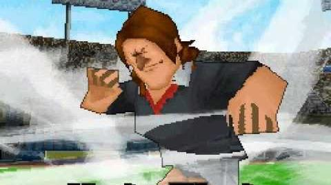 Inazuma Eleven 3 Sekai No Chosen The Ogre - Dash Storm
