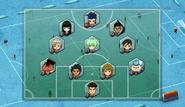 El Dorado Team 1's formation (CS 40 HQ)