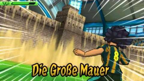 Inazuma Eleven GO - Die Große Mauer