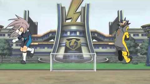 Inazuma Eleven (イナズマイレブン)Dual Smash デュアルスマッシュ