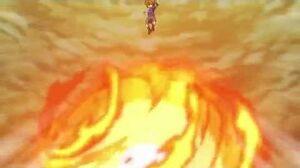 Amemiya Taiyou- Taiyou Shin Apollo + Sunshine Force(Inazuma Eleven GO)