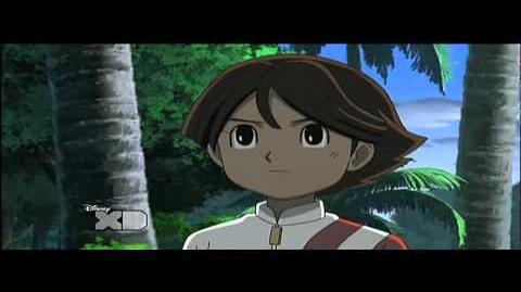 Inazuma Eleven 97 Le dernier coup d'envoi d'Erik!