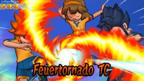 GO Chrono Stones - Feuertornado TC
