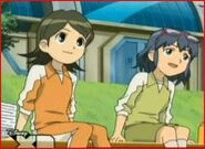 Silvia y celia