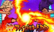 Kami Fire Tornado DD Galaxy game