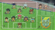 Raimon second half formation EP 20