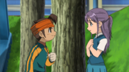 Endou and Fuyuka IE 68 HQ