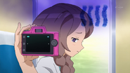 Akane depressed about her camera doesn't work