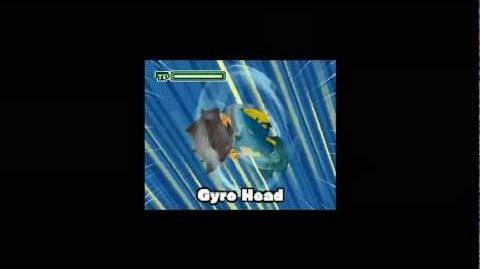 Inazuma Eleven - Gyro Head