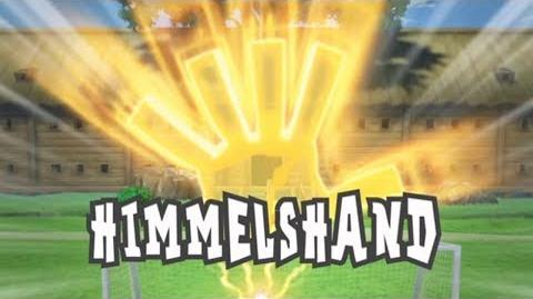 Inazuma Eleven - Himmelshand