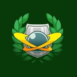 Kami to Uchuu emblem